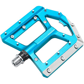 Cube Slasher Pedalen blauw